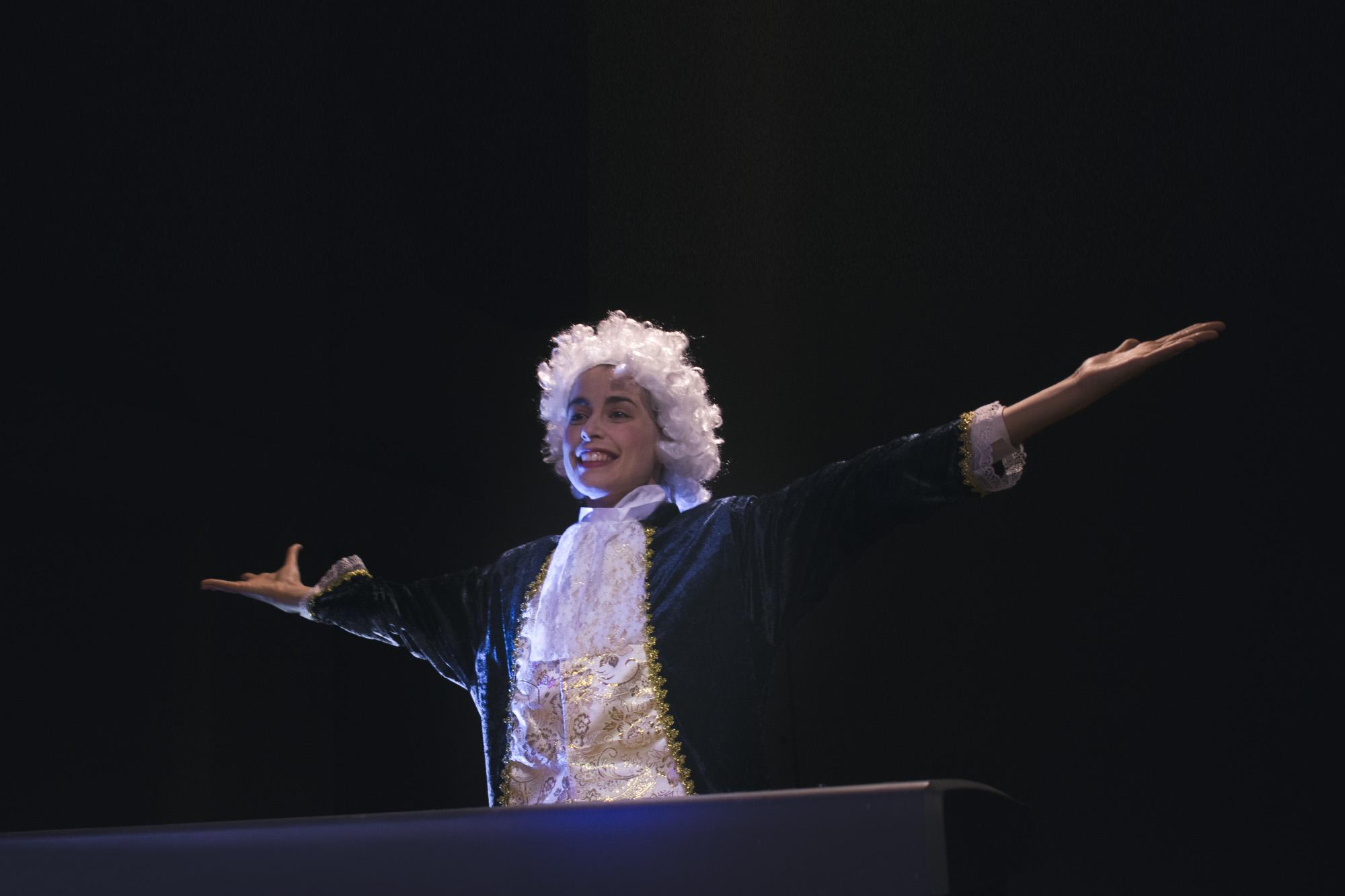Mozart en estado puro